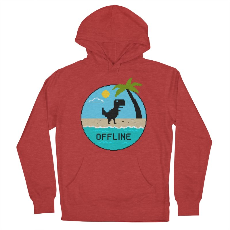 Nature Men's French Terry Pullover Hoody by coffeeman's Artist Shop