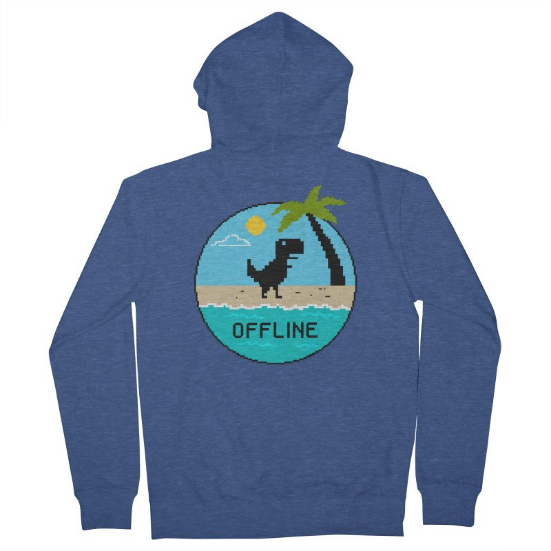 Nature Women's French Terry Zip-Up Hoody by coffeeman's Artist Shop