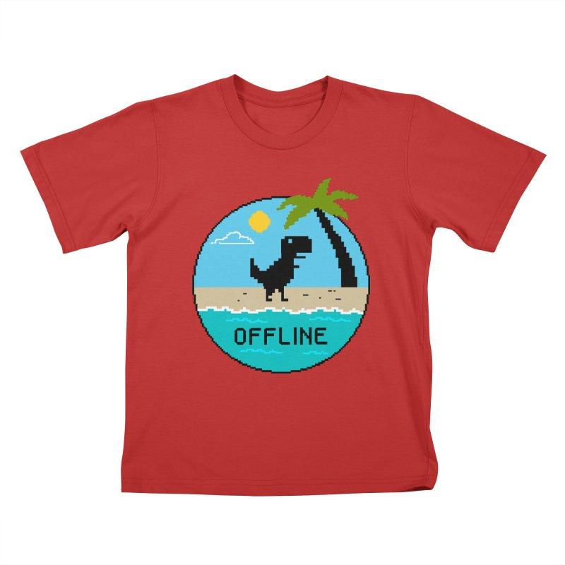 Nature Kids T-Shirt by coffeeman's Artist Shop