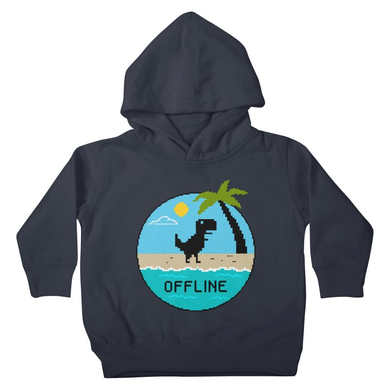 Nature Kids Toddler Pullover Hoody by coffeeman's Artist Shop