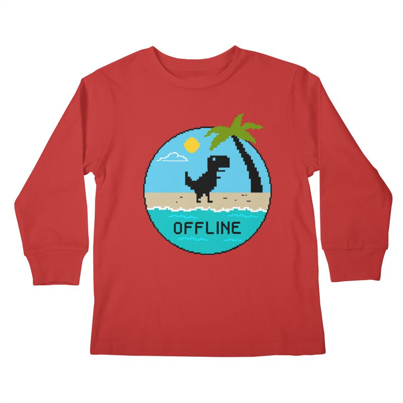 Nature Kids Longsleeve T-Shirt by coffeeman's Artist Shop