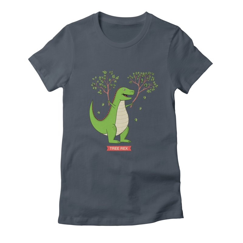 Dinosaurs Women's T-Shirt by coffeeman's Artist Shop