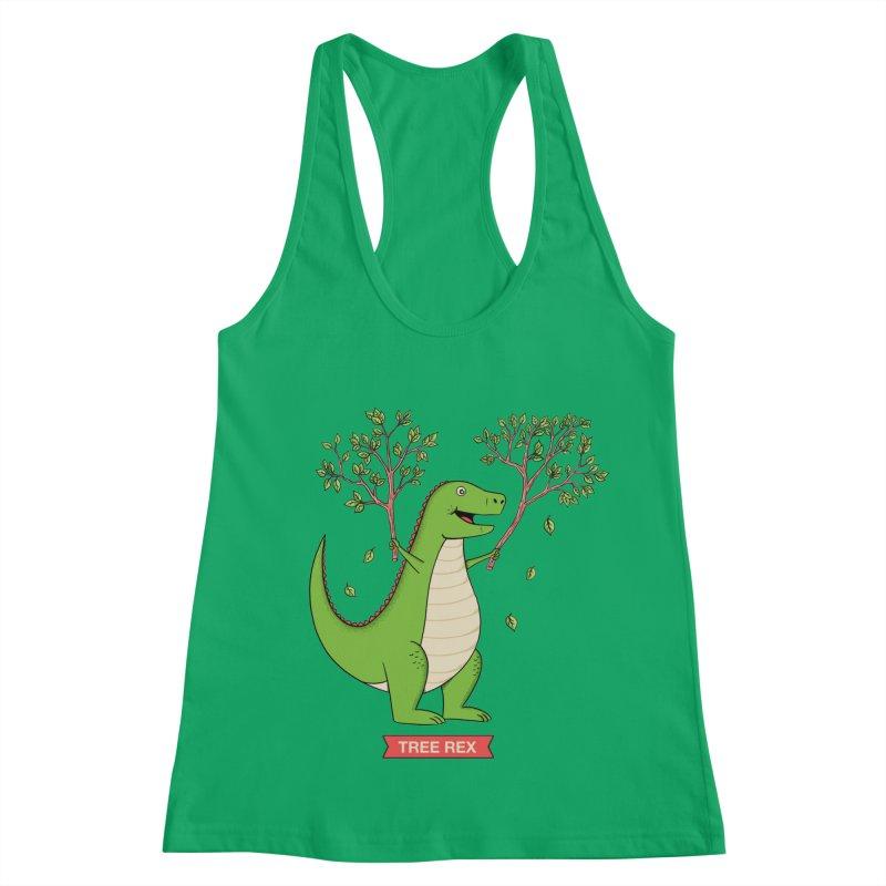 Dinosaurs Women's Tank by coffeeman's Artist Shop