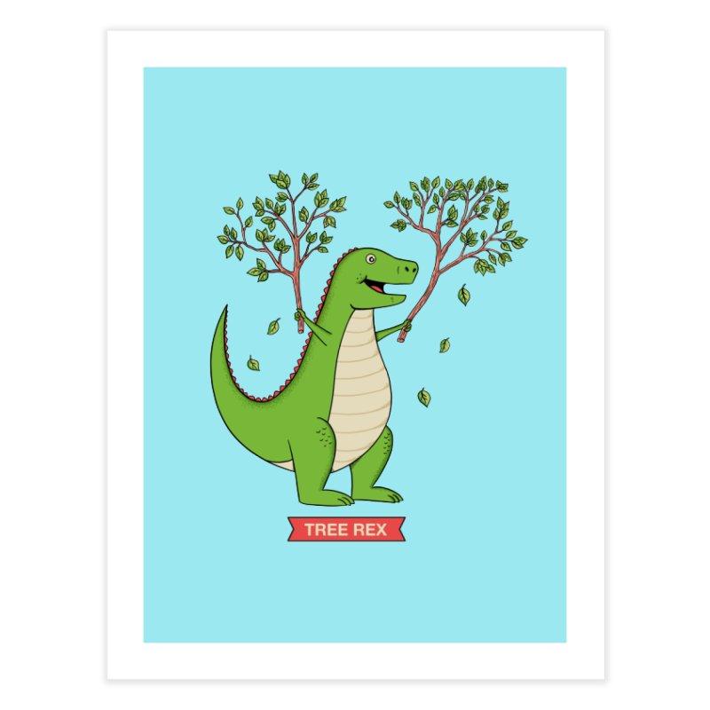 Dinosaurs Home Fine Art Print by coffeeman's Artist Shop