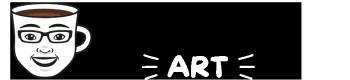 coffeeman's Artist Shop Logo