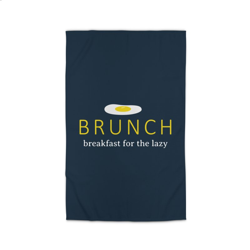 Brunch Breakfast for the Lazy Home Rug by Coffee Pine Studio