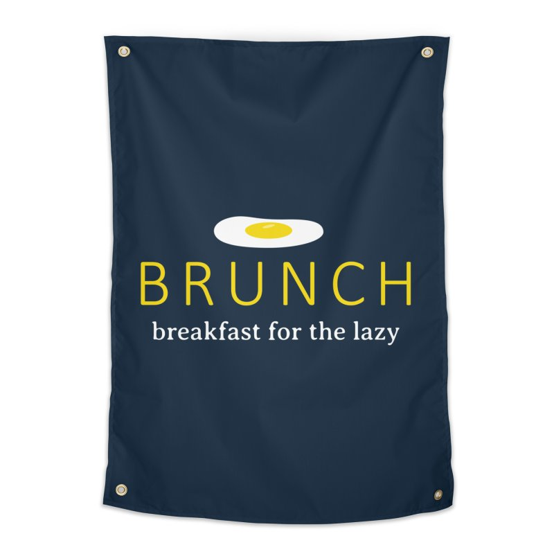 Brunch Breakfast for the Lazy Home Tapestry by Coffee Pine Studio