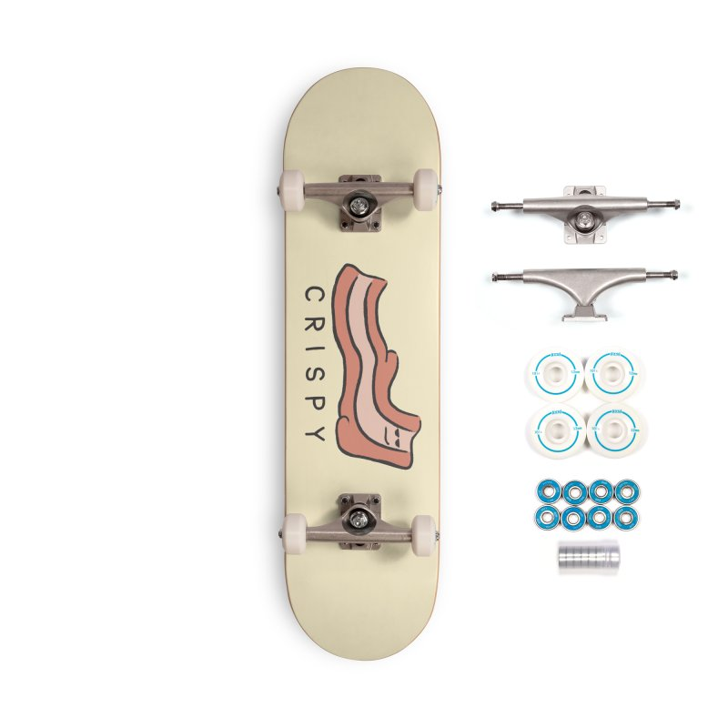 Crispy Accessories Complete - Basic Skateboard by Coffee Pine Studio