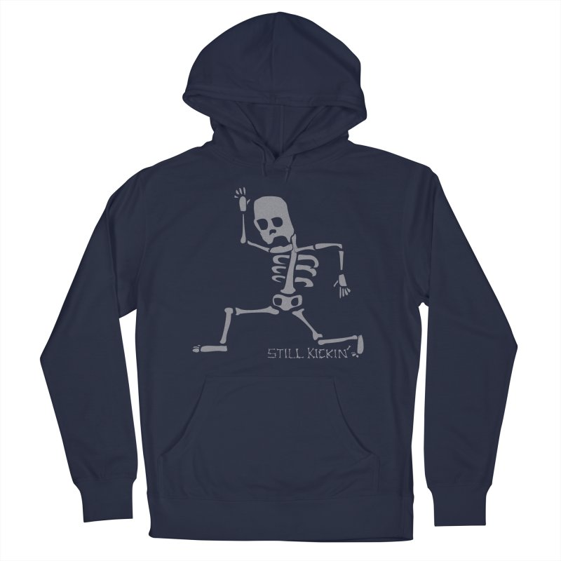 Still Kickin' Women's Pullover Hoody by Coffee Pine Studio