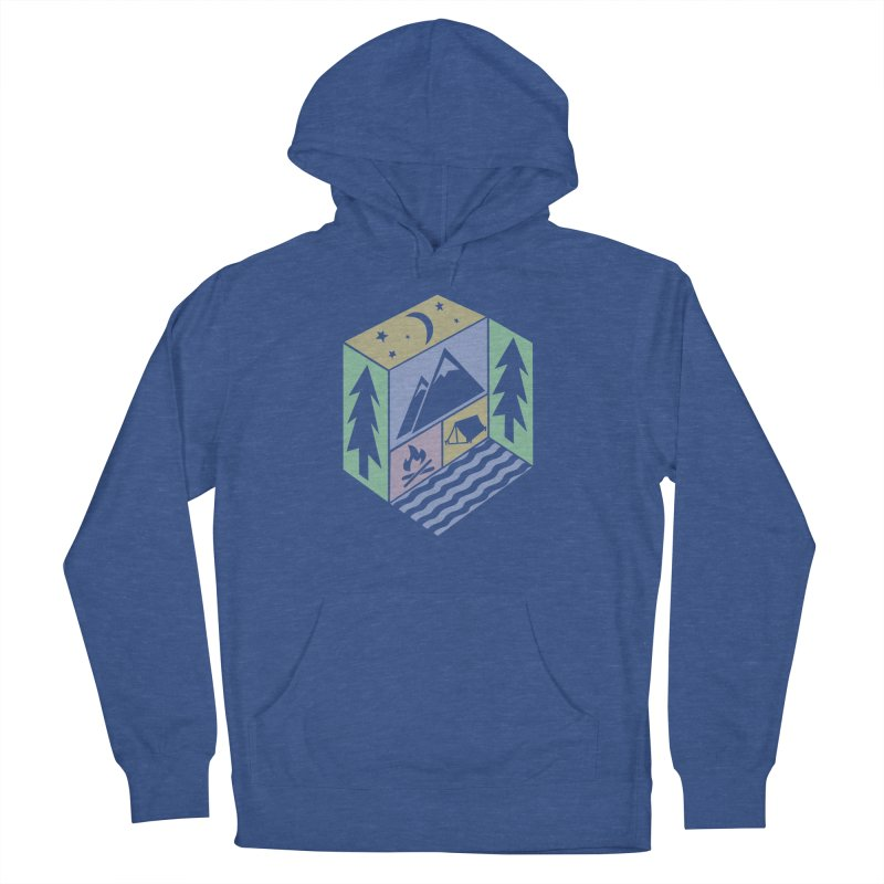 Capture the Outdoors Women's Pullover Hoody by Coffee Pine Studio