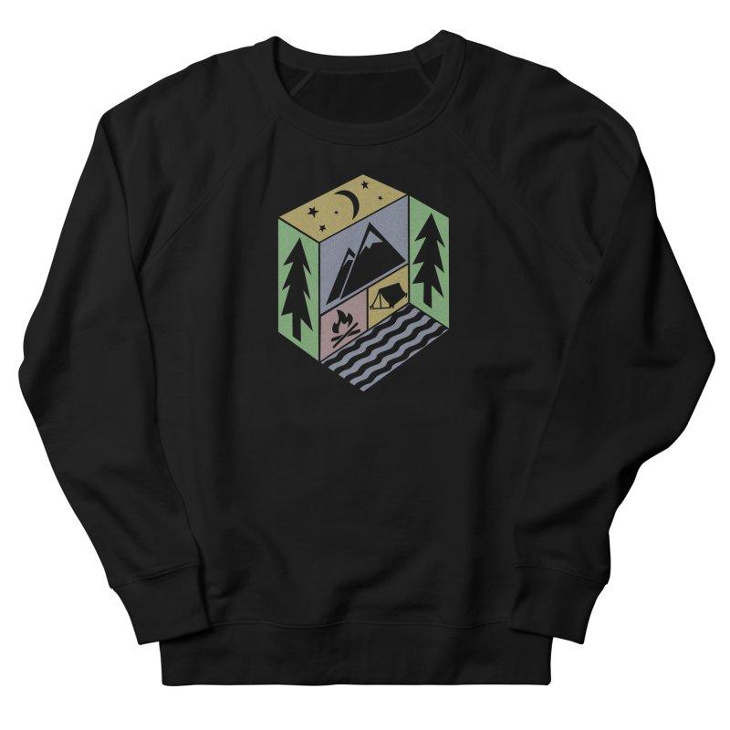 Capture the Outdoors Men's Sweatshirt by Coffee Pine Studio