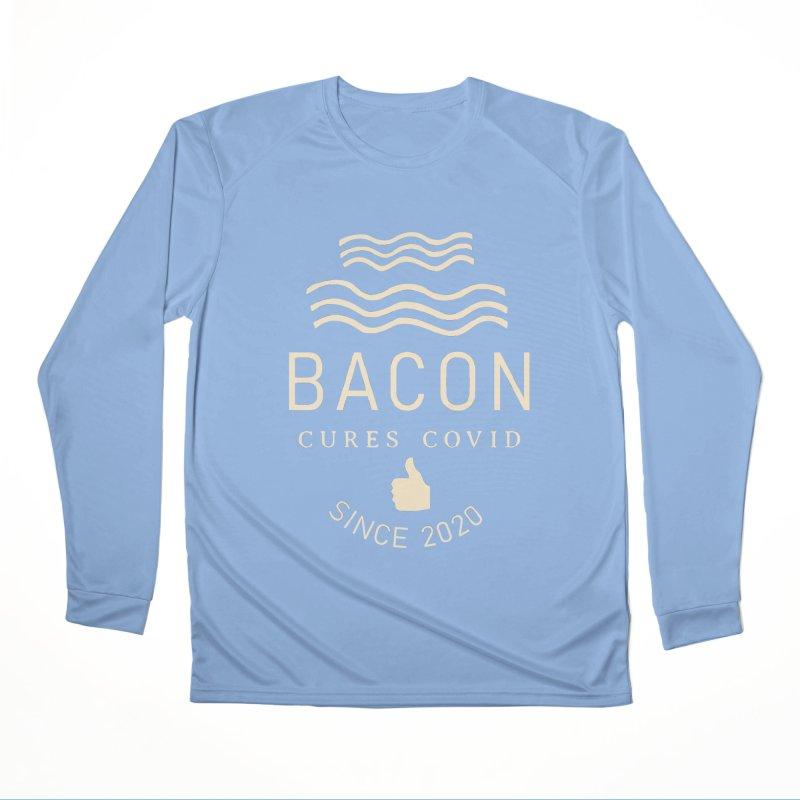 Covid Fact Men's Longsleeve T-Shirt by Coffee Pine Studio