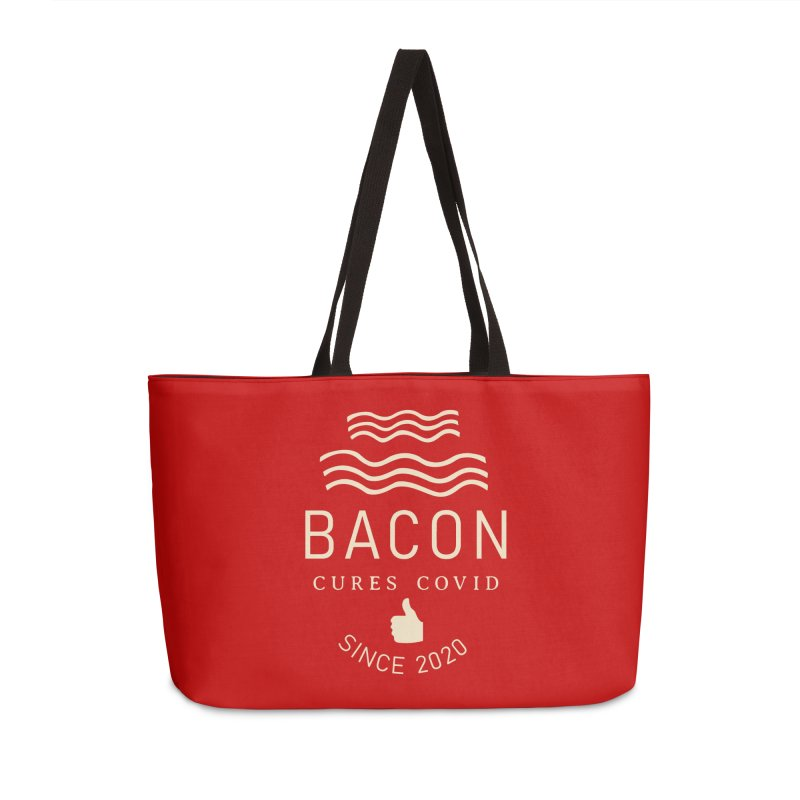 Covid Fact Accessories Bag by Coffee Pine Studio