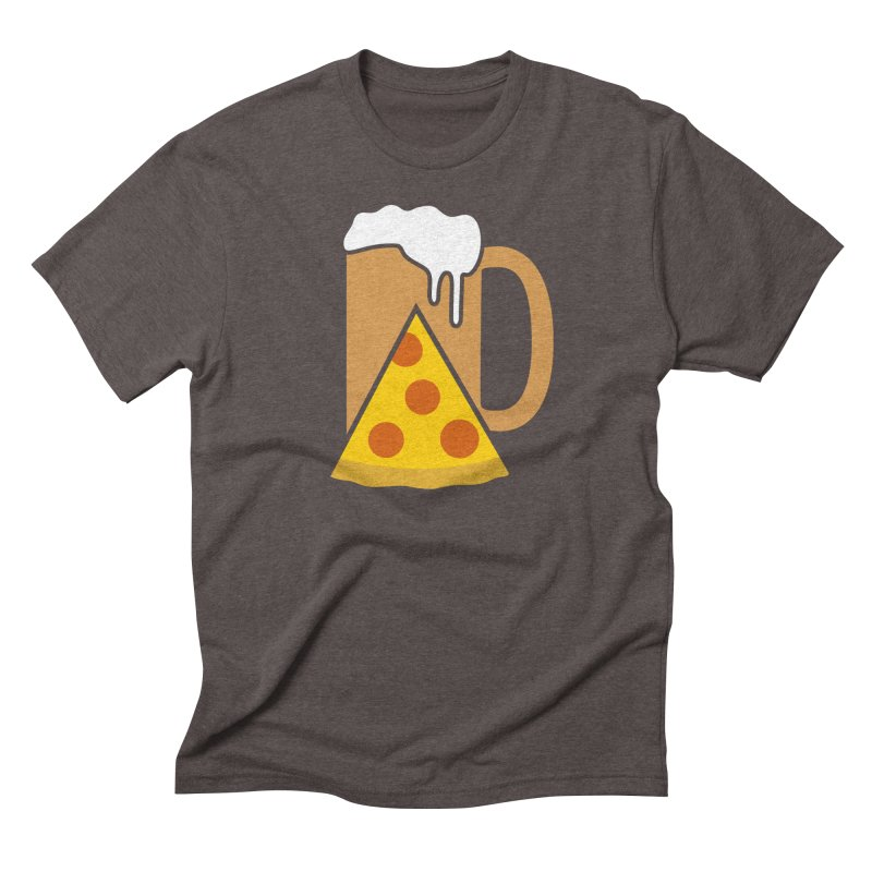 Beer and Pizza Time   by Coffee Pine Studio