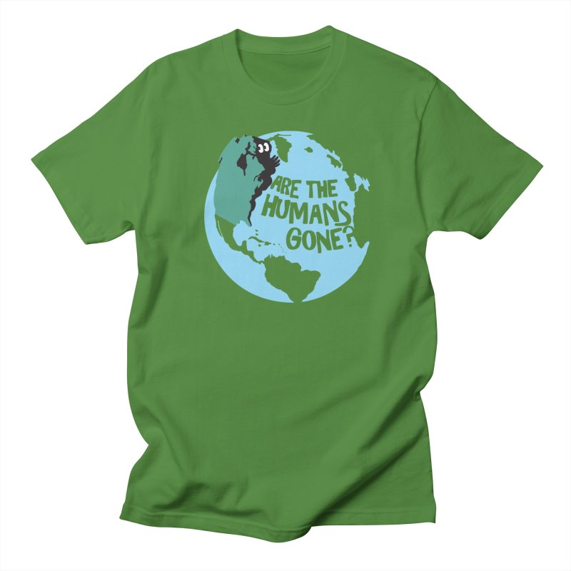 Is it safe? Women's Unisex T-Shirt by Coffee Pine Studio
