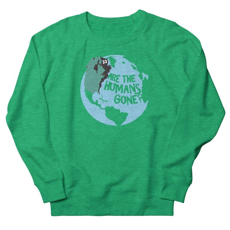 Is it safe? Women's French Terry Sweatshirt by Coffee Pine Studio