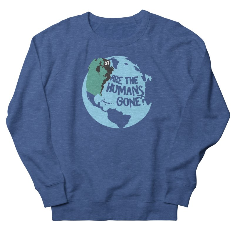 Is it safe? Men's French Terry Sweatshirt by Coffee Pine Studio