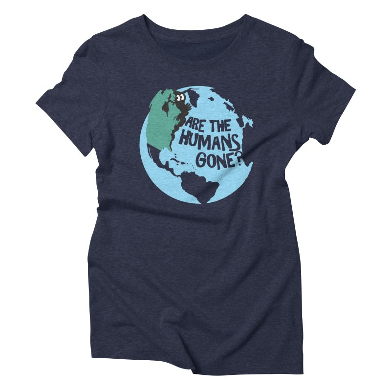 Is it safe? Women's Triblend T-Shirt by Coffee Pine Studio
