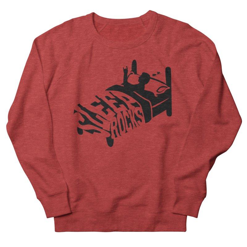 Sleep Rocks Men's Sweatshirt by Coffee Pine Studio