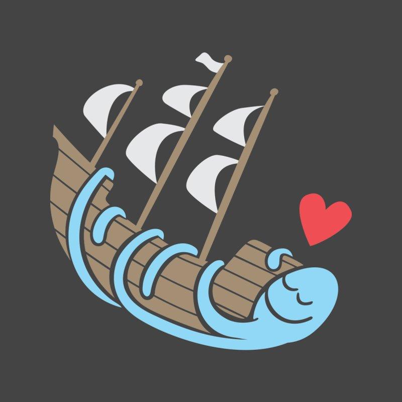 The Ship Loving Kraken Women's T-Shirt by Coffee Pine Studio
