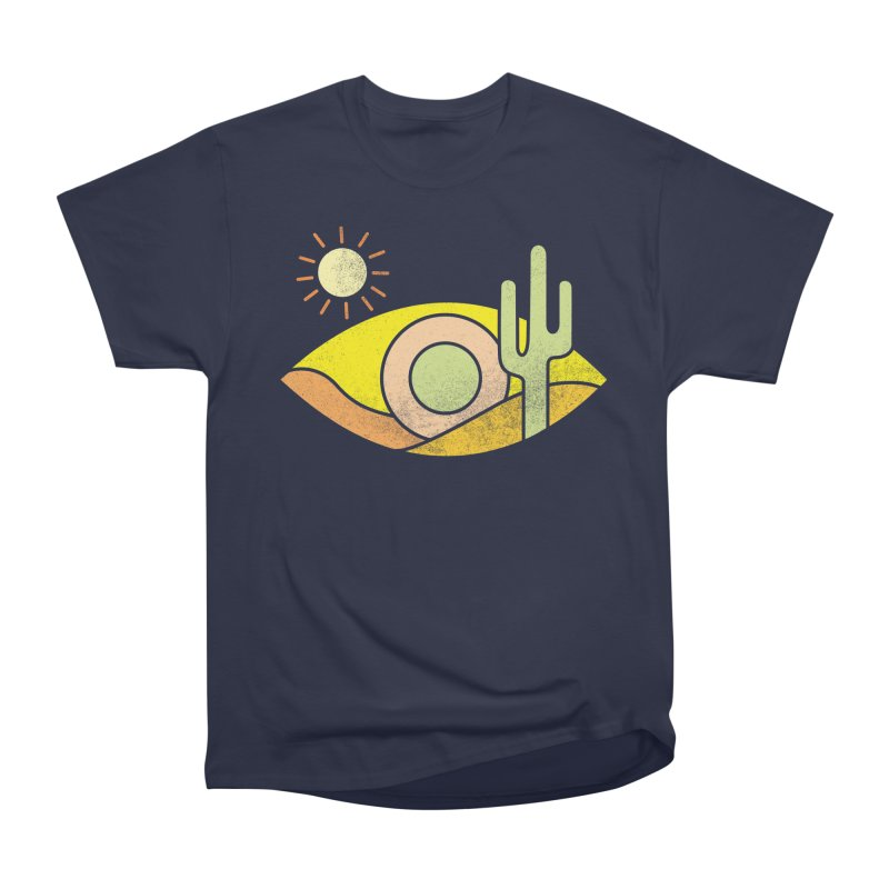 Dry Eye Women's Heavyweight Unisex T-Shirt by Coffee Pine Studio
