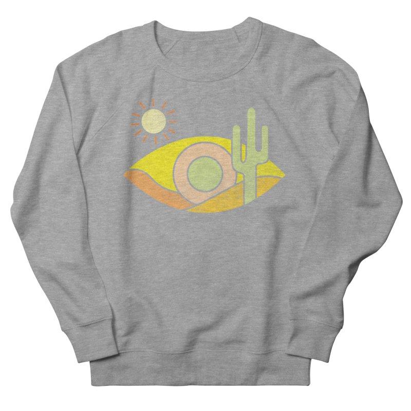Dry Eye Men's Sweatshirt by Coffee Pine Studio