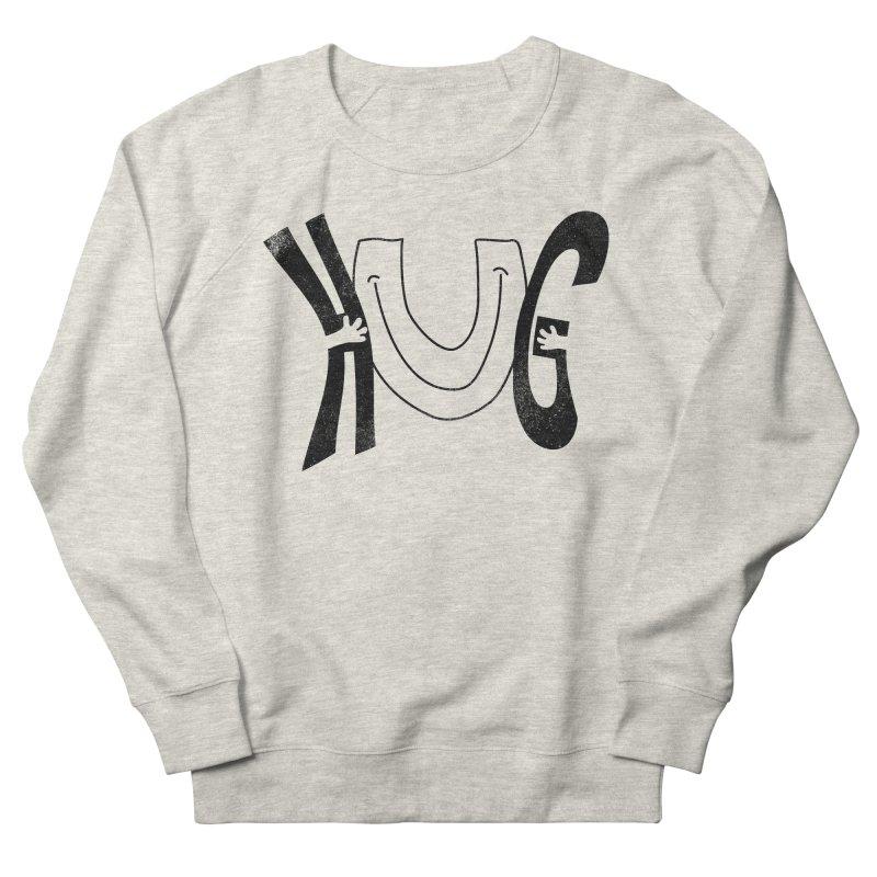 Hug U Women's Sweatshirt by Coffee Pine Studio