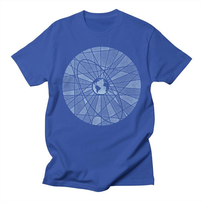 3rd Rock Men's Regular T-Shirt by Coffee Pine Studio