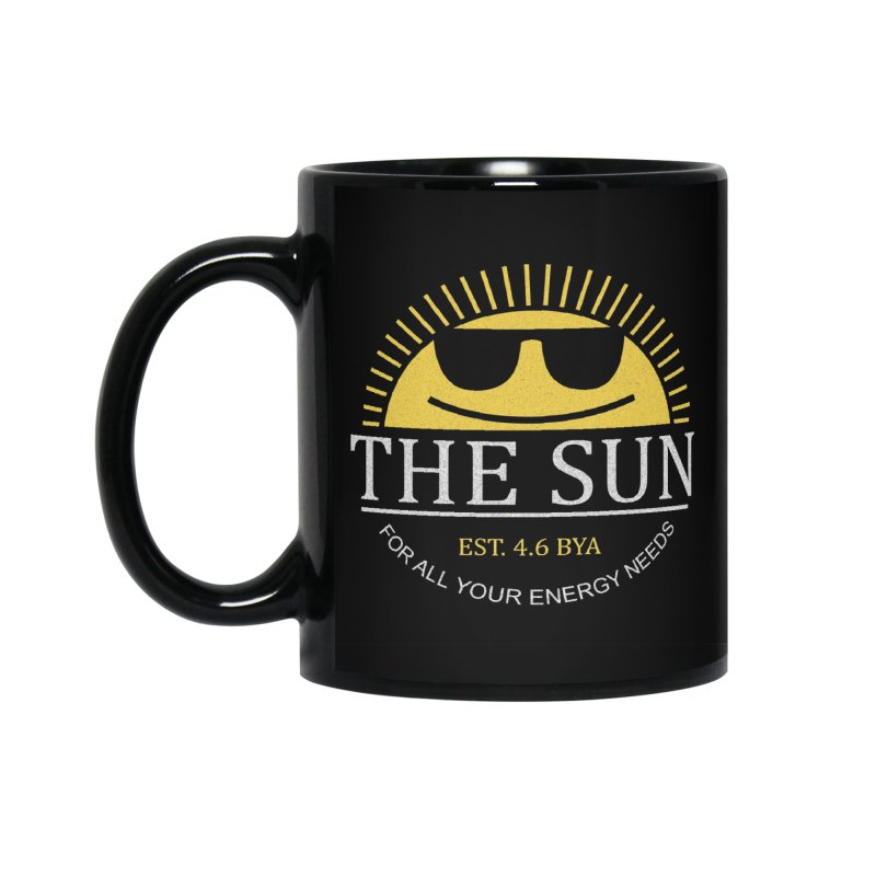 The Sun Accessories Standard Mug by Coffee Pine Studio