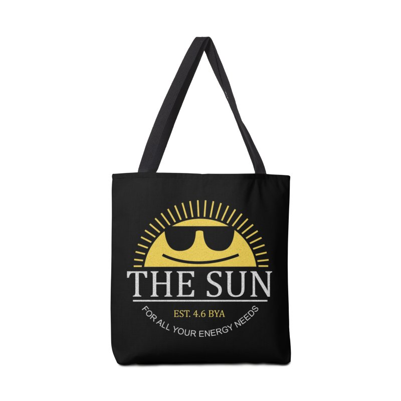 The Sun Accessories Tote Bag Bag by Coffee Pine Studio