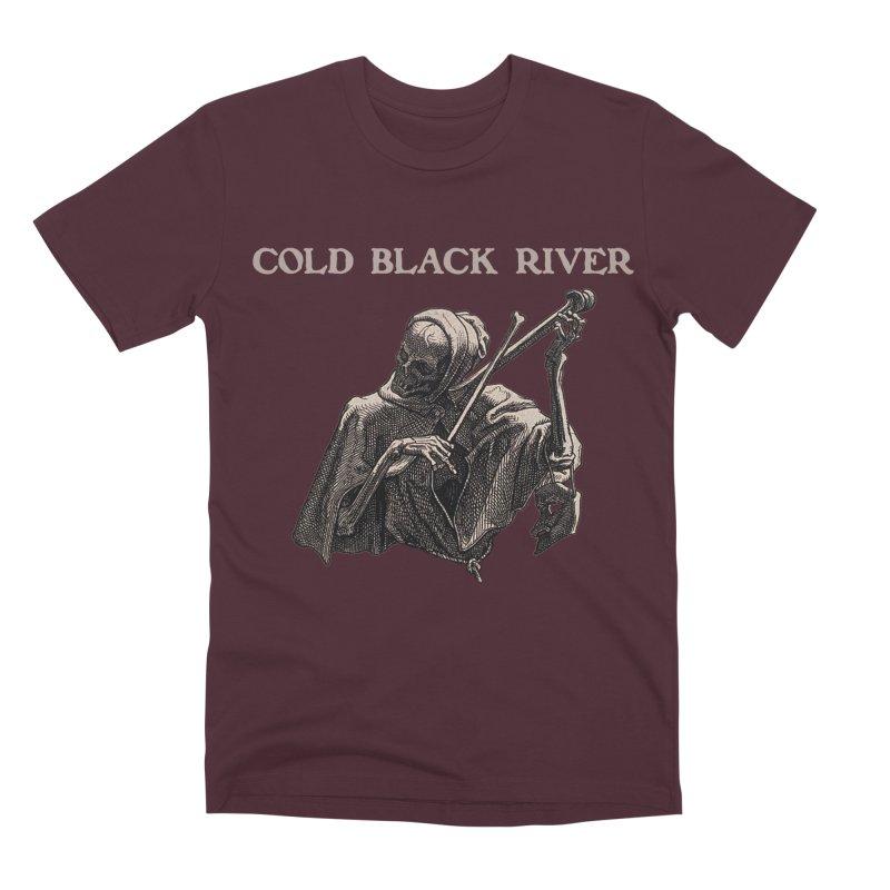 Tales of Death & The Devil Men's T-Shirt by COLD BLACK RIVER