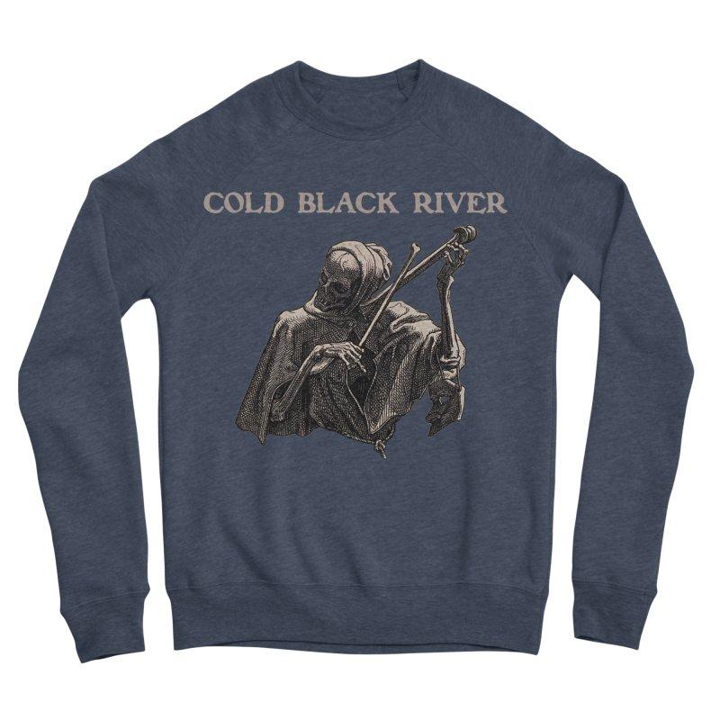 Tales of Death & The Devil Women's Sponge Fleece Sweatshirt by COLD BLACK RIVER