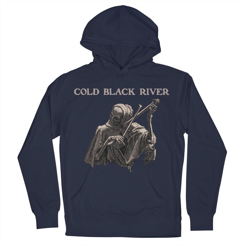 Tales of Death & The Devil Men's Pullover Hoody by COLD BLACK RIVER