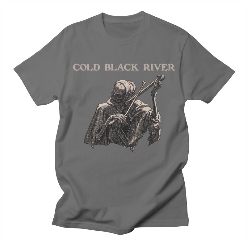 Tales of Death & The Devil Men's T-Shirt by COLD BLACK RIVER