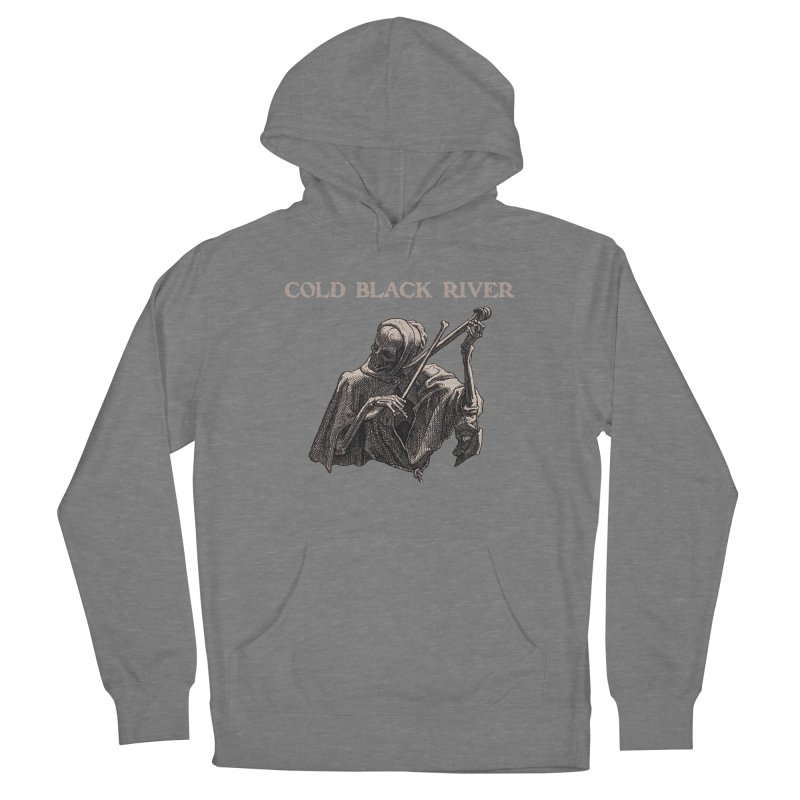 Tales of Death & The Devil Women's Pullover Hoody by COLD BLACK RIVER