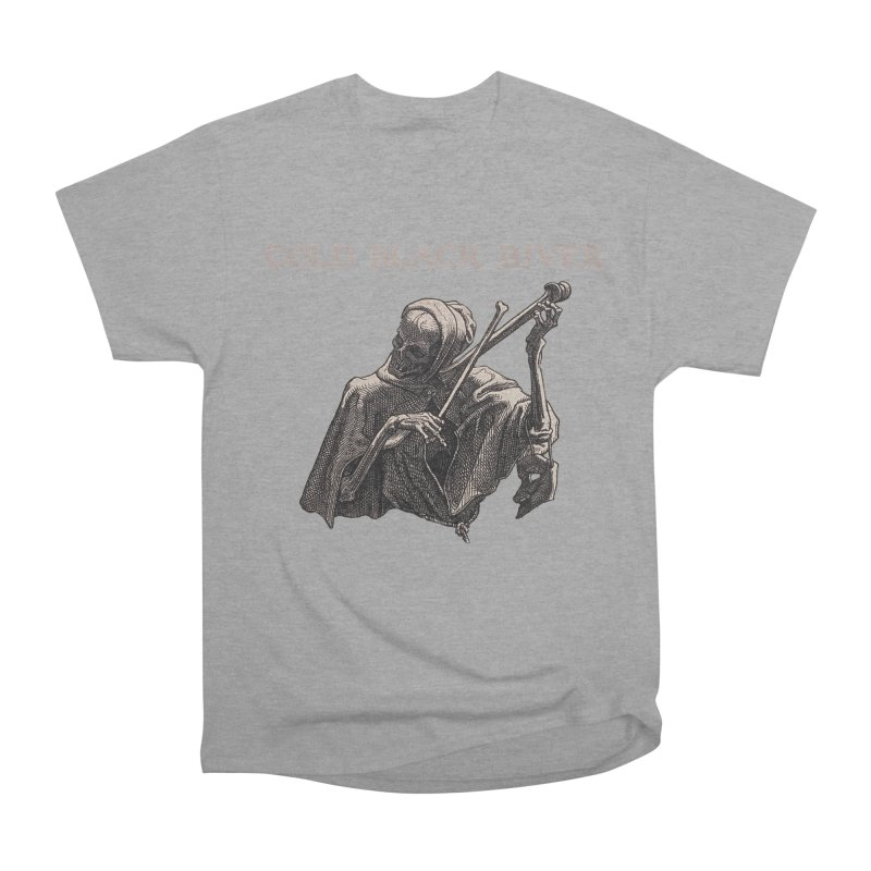 Tales of Death & The Devil Women's Heavyweight Unisex T-Shirt by COLD BLACK RIVER