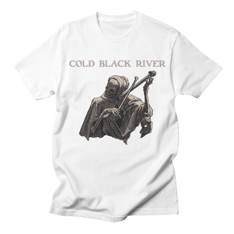 Tales of Death & The Devil Women's Regular Unisex T-Shirt by COLD BLACK RIVER