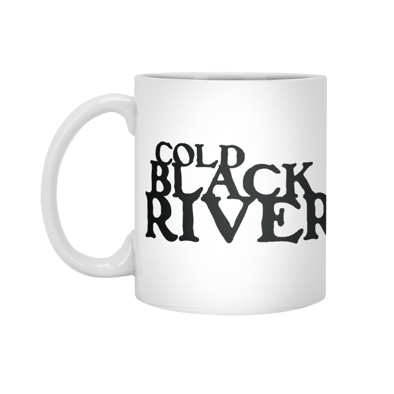 Cold Black River Tales of... logo Accessories Standard Mug by COLD BLACK RIVER