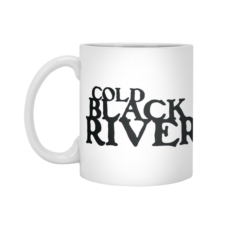 Cold Black River Tales of... logo Accessories Mug by COLD BLACK RIVER