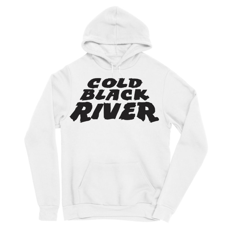 Cold Black River Original Logo Women's Pullover Hoody by COLD BLACK RIVER