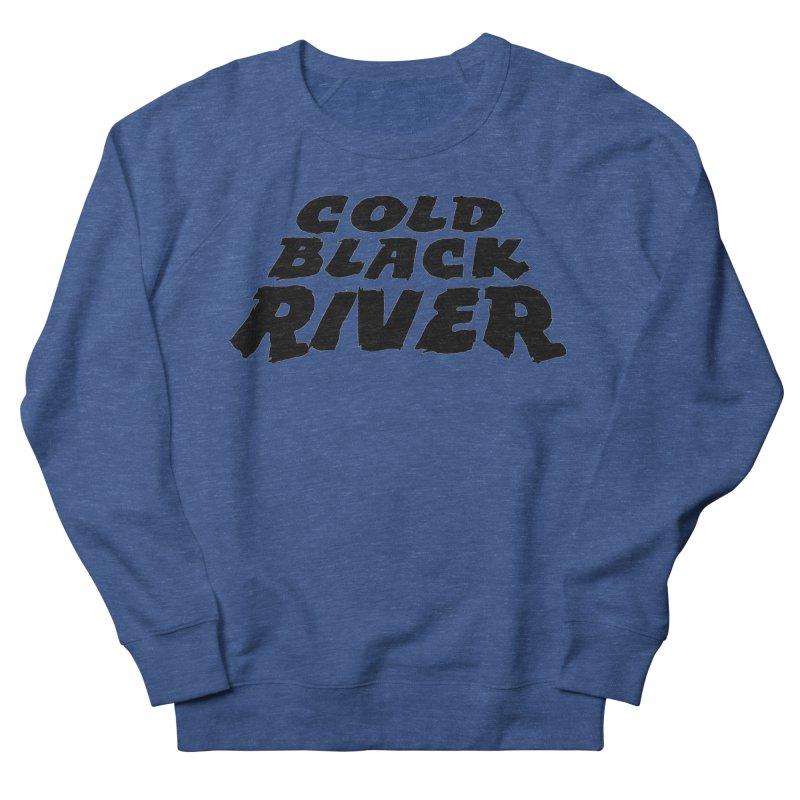 Cold Black River Original Logo Men's Sweatshirt by COLD BLACK RIVER