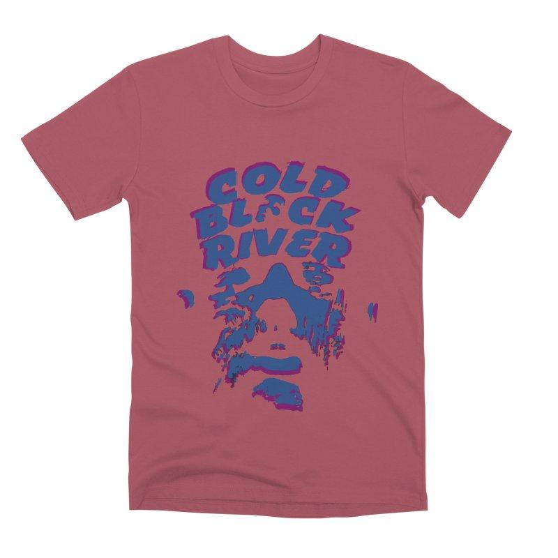 Cold Black River ORIGINAL T-Shirt Men's Premium T-Shirt by COLD BLACK RIVER