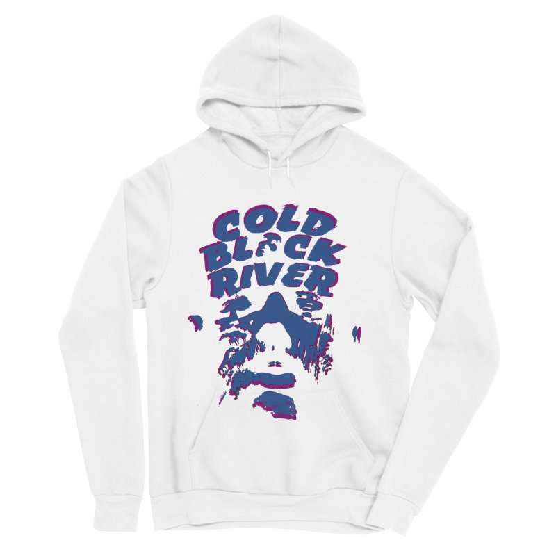 Cold Black River ORIGINAL T-Shirt Women's Sponge Fleece Pullover Hoody by COLD BLACK RIVER