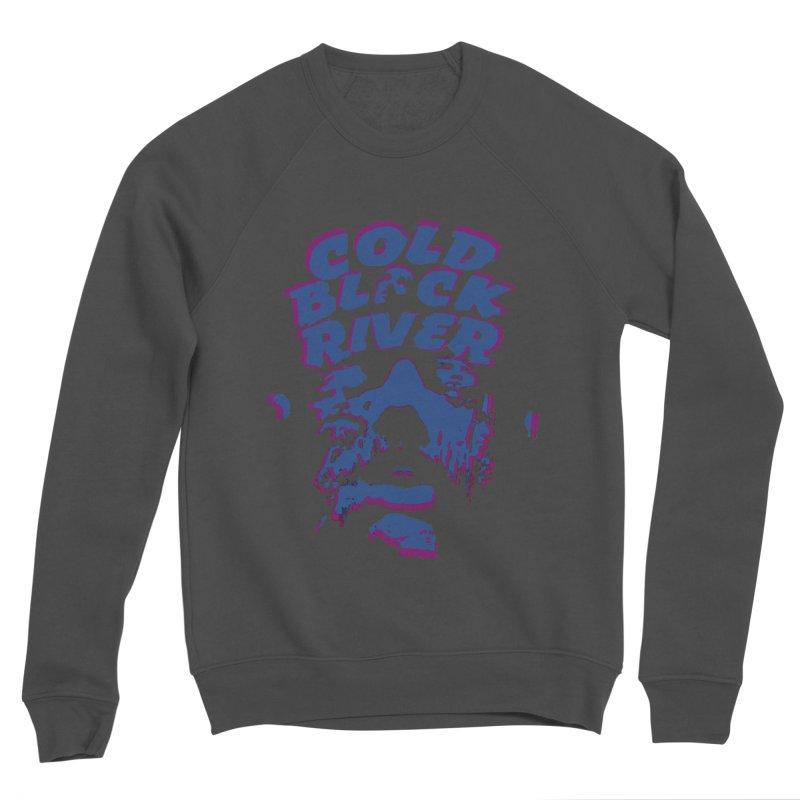 Cold Black River ORIGINAL T-Shirt Men's Sponge Fleece Sweatshirt by COLD BLACK RIVER