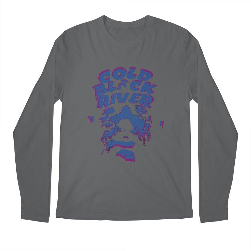 Cold Black River ORIGINAL T-Shirt Men's Longsleeve T-Shirt by COLD BLACK RIVER