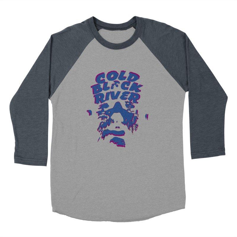 Cold Black River ORIGINAL T-Shirt Men's Baseball Triblend Longsleeve T-Shirt by COLD BLACK RIVER