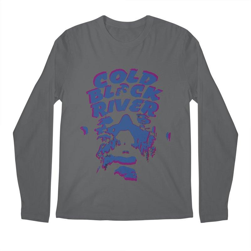 Cold Black River ORIGINAL T-Shirt Men's Regular Longsleeve T-Shirt by COLD BLACK RIVER