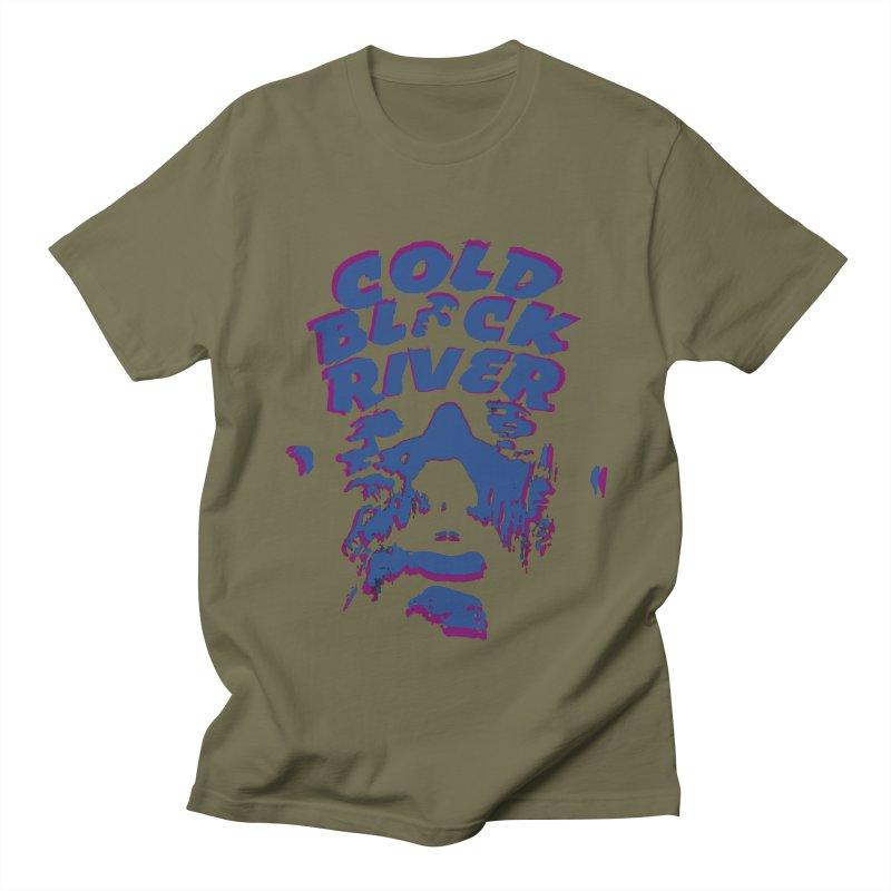 Cold Black River ORIGINAL T-Shirt Women's Regular Unisex T-Shirt by COLD BLACK RIVER