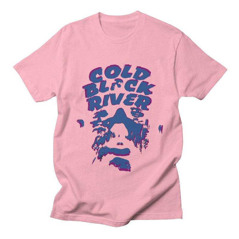Cold Black River ORIGINAL T-Shirt Men's Regular T-Shirt by COLD BLACK RIVER