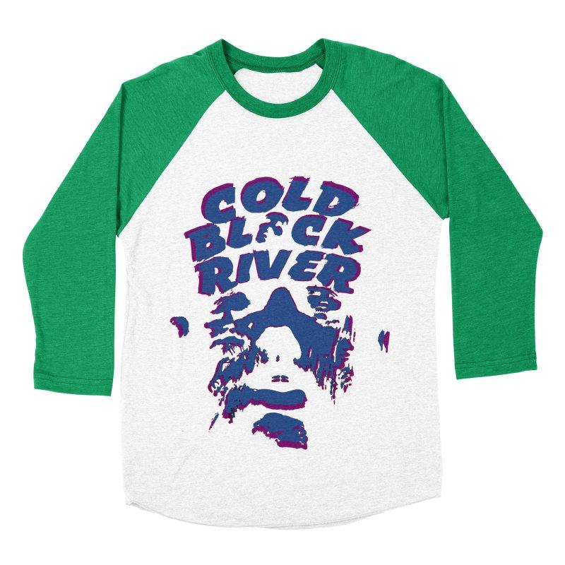 Cold Black River ORIGINAL T-Shirt Women's Baseball Triblend Longsleeve T-Shirt by COLD BLACK RIVER